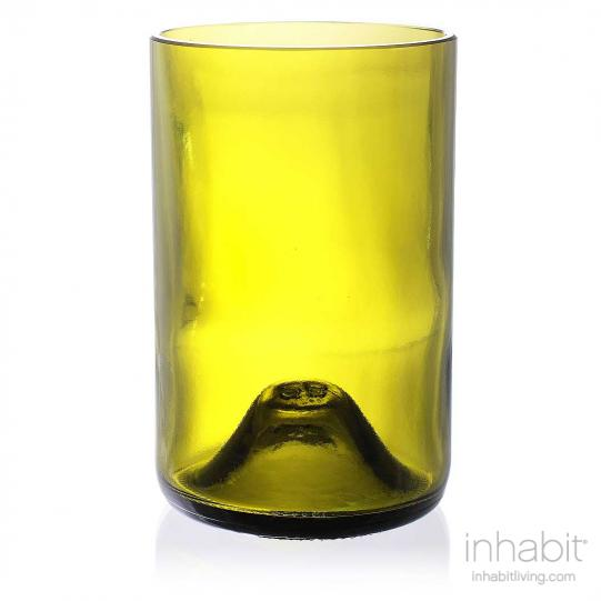 Naked Green Drinking Glas