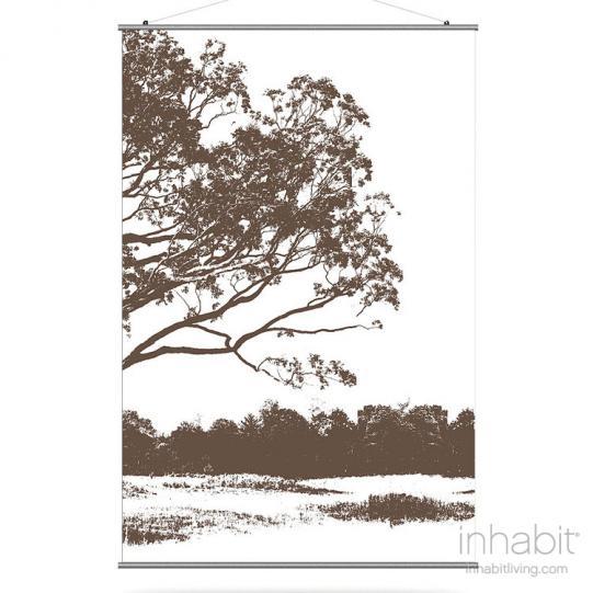 Tree 2 in Chocolate XL Slat