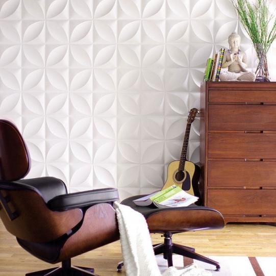 Chrysalis 3D Wall Flat wall panels
