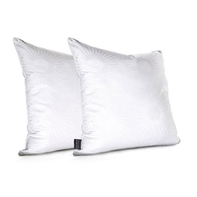 Estrella in Pure White  Studio Pillow
