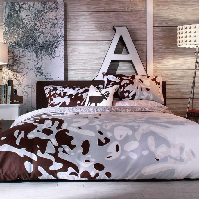 Foliage Duvet and Sham set