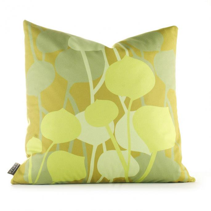 Seedling in Olive Pillow