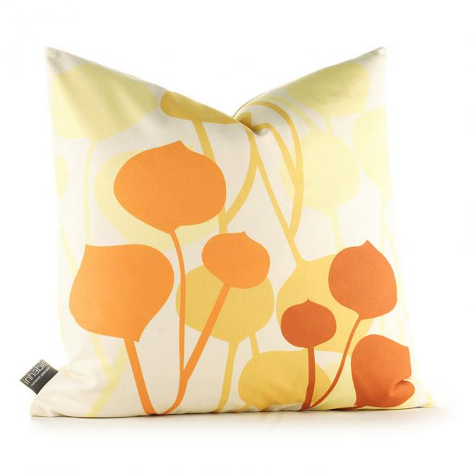 Seedling in Pale Yellow Pillow