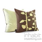 Bud in Chocolate Pillow