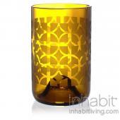Nixon Drinkware Set of 4 in Amber