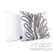 Seagrass in Aqua Pillow