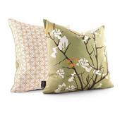 Ailanthus in Grass and Sunshine Pillow Pillow