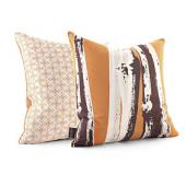 Bamboo in Sunshine Pillow