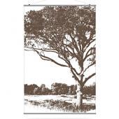 Tree 1 in Chocolate XL Slat