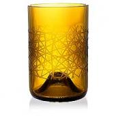 Urban Drinkware Set of 4 in Amber
