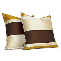 Nourish in Amber  Studio Pillow-OUTLET ITEM