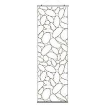 "River Rock 24""x78"" Slat- OUTLET ITEM"