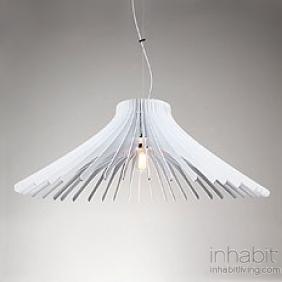 Keck Sculptural Pendant Light