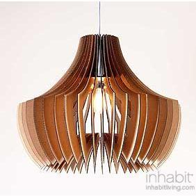Adler Sculptural Pendant Light