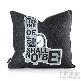 AM 2  in Neutral Pillow