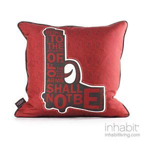 AM 2  in Scarlet Pillow