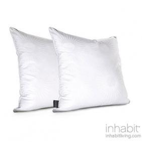 Estrella in Pure White  Studio Pillow