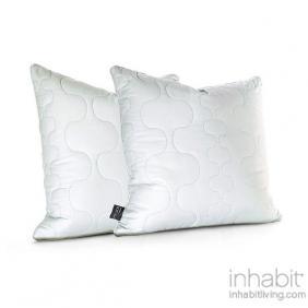Spa in Mist  Studio Pillow