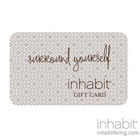 Inhabit Gift Card