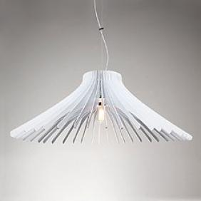 Keck Sculptural Pendant Light