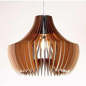 Adler Sculptural Pendant Light