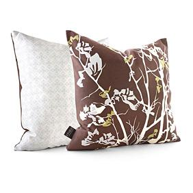 Ailanthus in Chocolate Pillow