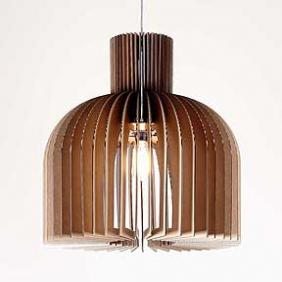 Amien Sculptural Pendant Light