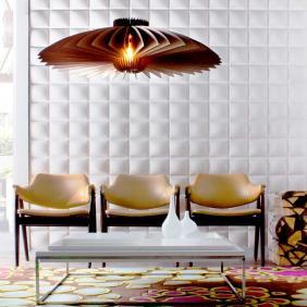 Blueprint Wall Flats, 3D embossed wall tiles