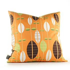 Carousel in Sunshine Pillow
