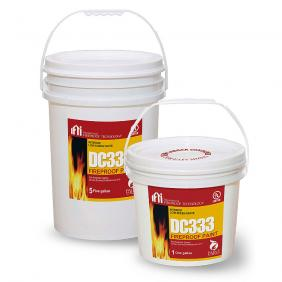 Class A Fireproof Primer - 5 Gallon, 3D embossed wall tiles