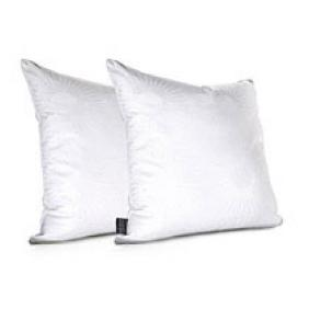 Estrella in Pure White  Studio Pillow-OUTLET ITEM