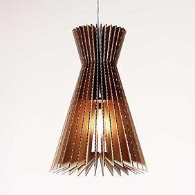 Griffin Sculptural Pendant Light