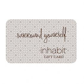 Inhabit Gift Card