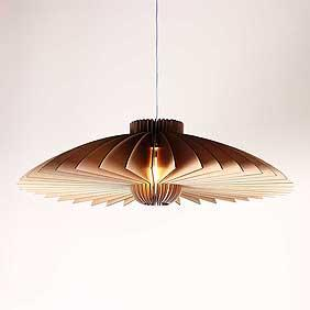 Juhl Sculptural Pendant Light