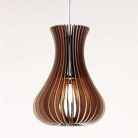 Lilou Sculptural Pendant Light
