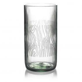 Madera Clear Drinking Glass