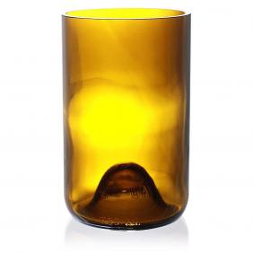 Naked Amber Drinking Glas