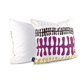 Plankton in Plum Pillow