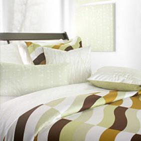 Soak in Amber Full/Queen Duvet Cover- OUTLET ITEM