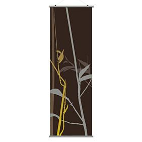 Tall Grass in Charcoal and Olive 2 Slat