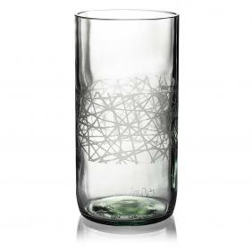 Urban Clear Drinking Glass