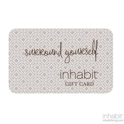 Inhabit E-Gift Card