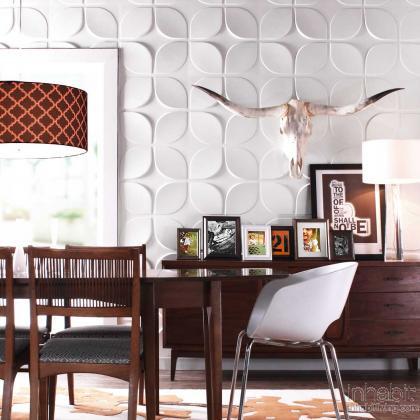 dimensional wall panels