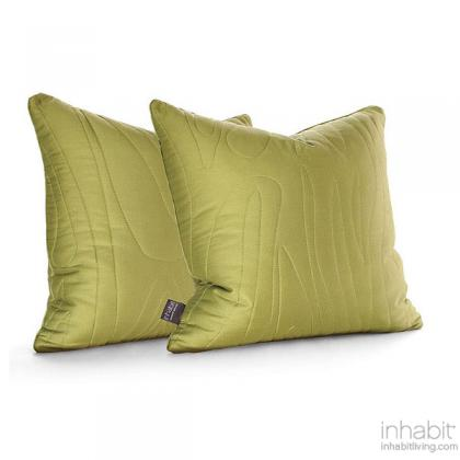 Madera in Moss  Studio Pillow
