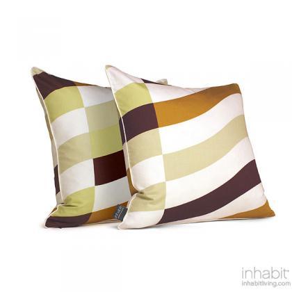 Soak in Amber  Studio Pillow