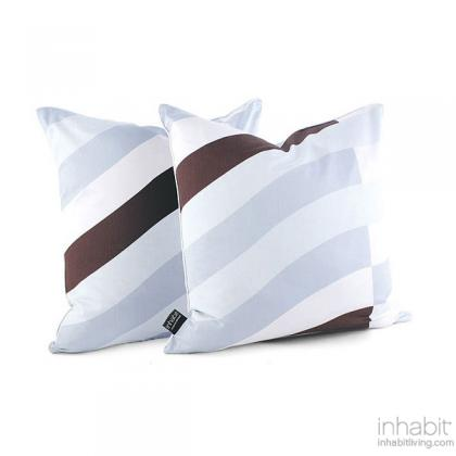 Soak in Winter Sky Studio Pillow