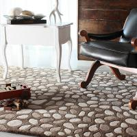 Pumice Stone in Natural Hand-Tufted Wool Rug