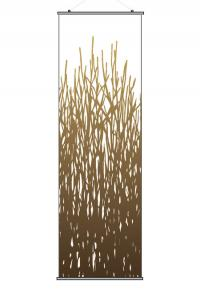 Field Grass in Amber Slat