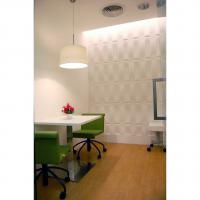 Inhabit Stitch Wall Flats - 3D wall panels