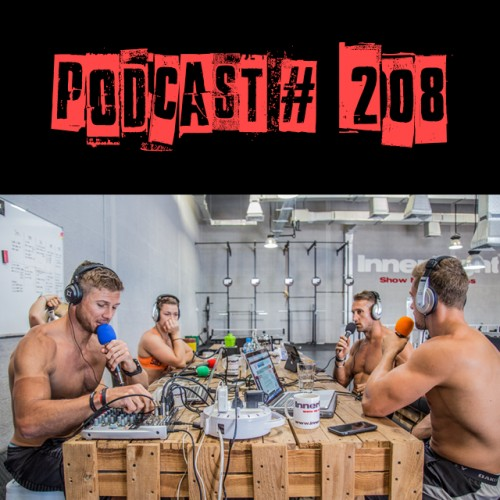 Podcast 208 LISTEN NOW: Why sex before bedtime is important to fitness… and more
